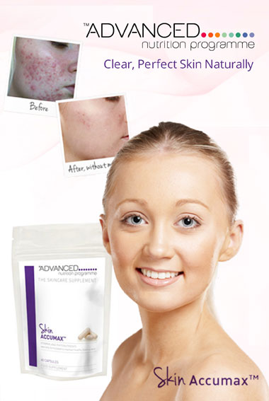 skin accumax advanced nutrition belfast ni